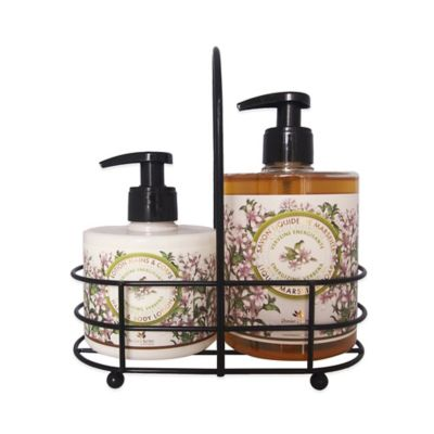 Panier Des Sens Verbena Soap and Lotion Set