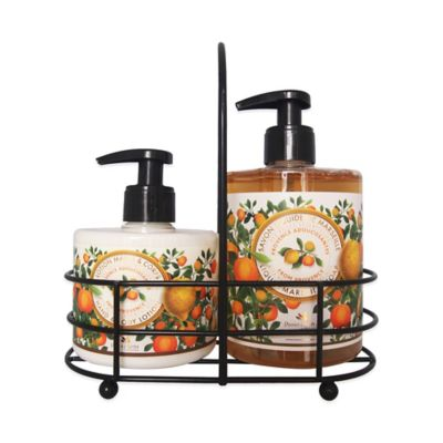 Panier Des Sens Provence Soap and Lotion Set