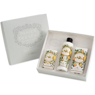 Panier Des Sens Provence Body Care Gift Set