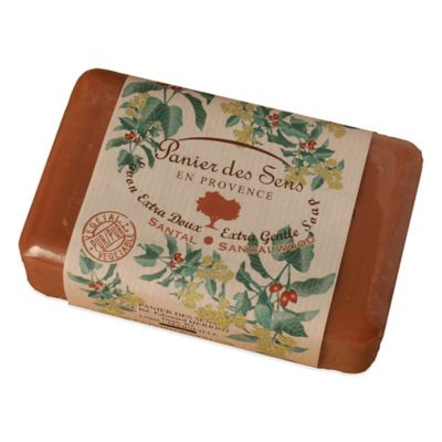 Panier Des Sens 7 oz. Sandalwood Soap (Set of 2)