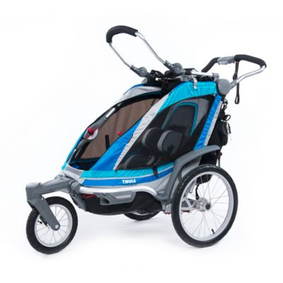 Thule® Chariot Chinook 1 Multi-Sport Child Carrier in Aqua