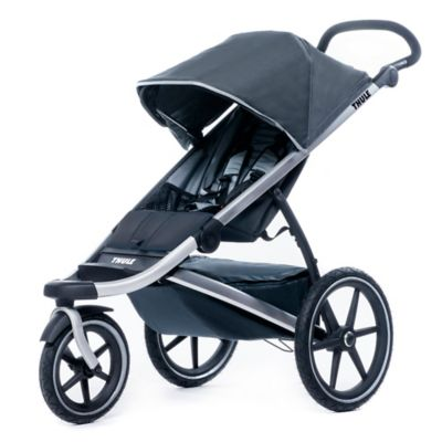 Urban Glide Stroller in Dark Shadow