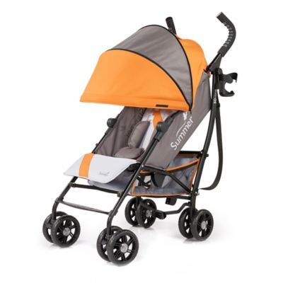 Summer Infant® 3D-one Convenience Stroller in Solar Orange