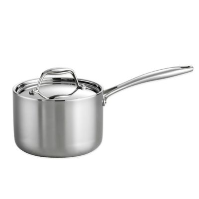 Tramontina® Gourmet 2 qt. Tri-Ply Clad Saucepan