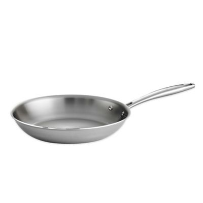 Tramontina® Gourmet 10-Inch Tri-Ply Clad Fry Pan