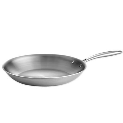 Tramontina® Gourmet 12-Inch Tri-Ply Clad Fry Pan