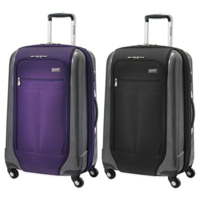 Ricardo Beverly Hills® Crystal City 28-Inch Expandable Upright Spinner in Purple