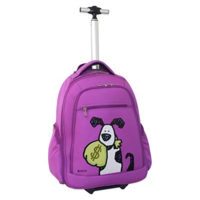 Ed Heck Wheeled Backpack