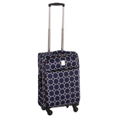 Jenni Chan Aria Park Ave 21-Inch Spinner in Navy