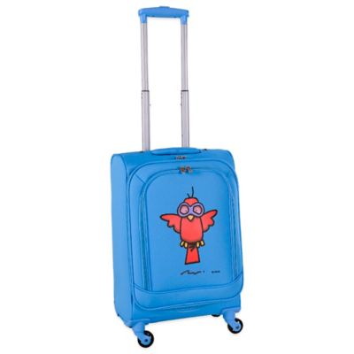 Sky Blue Luggage Carry Ons