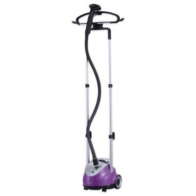 SALAV Professional Series 1500-Watt Garment Steamer in Purple