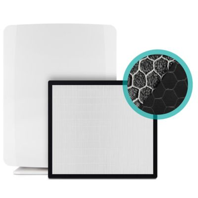 Alen® BreatheSmart® FIT50 Replacement HEPA Carbon Air Filter in Black