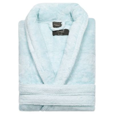 Kassatex KassaSoft Supima Bathrobe in White