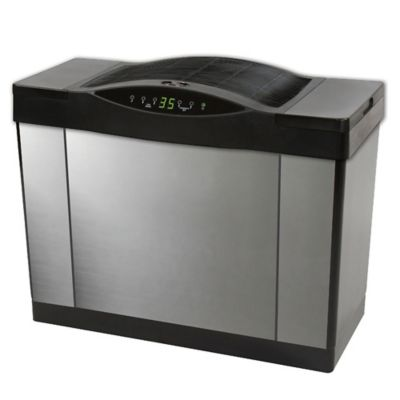 AIRCARE Brushed Nickel Evaporative Humidifier