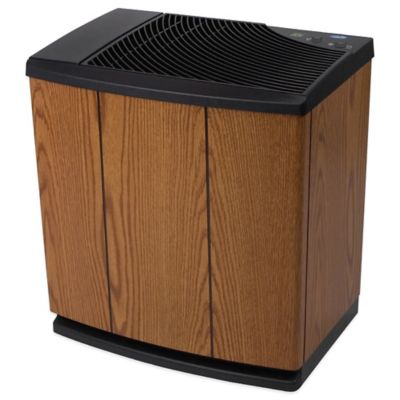Essick Air Console Light Oak Evaporative Humidifier