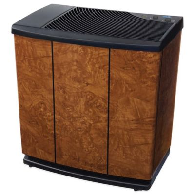 Essick Air Console Oak Evaporative Humidifier