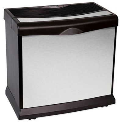 Essick Air AIRCARE Décor Series Brushed Nickel Evaporative Humidifier