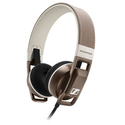 Sennheiser URBANITE On-Ear Headphones in Sand