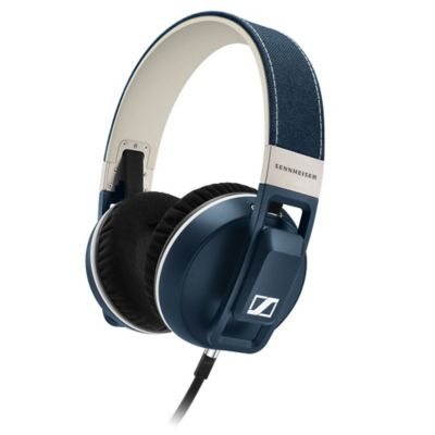 Sennheiser URBANITE XL Mobile G Over-Ear Headphones in Denim
