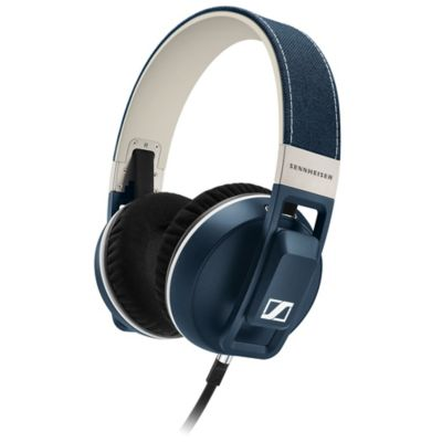 Sennheiser URBANITE XL On-Ear Headphones in Denim