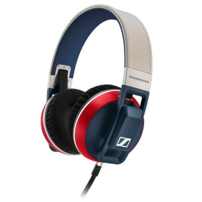 Sennheiser URBANITE XL On-Ear Headphones in Red/White/Blue