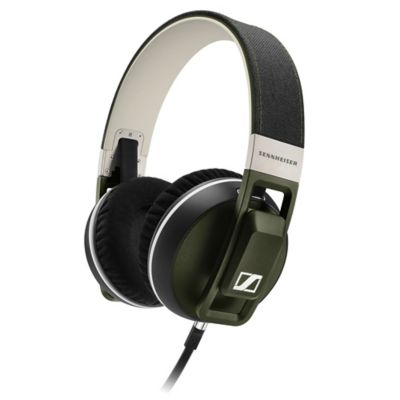 Sennheiser URBANITE XL On-Ear Headphones in Olive