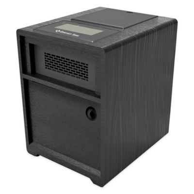 Comfort Zone® 3-in-1 Heater, Humidifier and Air Cleaner System