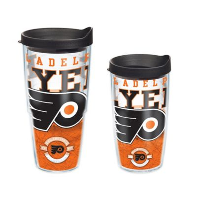 Tervis® NHL Philadelphia Flyers Core Wrap 16 oz. Tumbler with Lid
