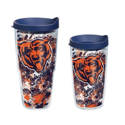 Tervis® NFL Chicago Bears Splatter Wrap 24 oz. Tumbler with Lid