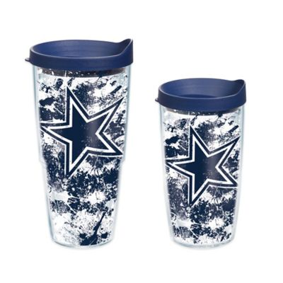 Tervis® NFL Dallas Cowboys Splatter Wrap 16 oz. Tumbler with Lid
