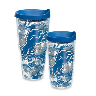 Tervis® NFL Detroit Lions Splatter Wrap 16 oz. Tumbler with Lid
