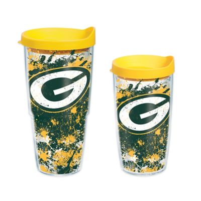 Tervis® NFL Green Bay Packers Splatter Wrap 16 oz. Tumbler with Lid
