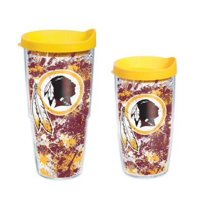 Tervis® NFL Washington Redskins Splatter Wrap 16 oz. Tumbler with Lid