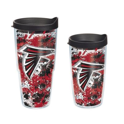 Tervis® NFL Atlanta Falcons Splatter Wrap 16 oz. Tumbler with Lid