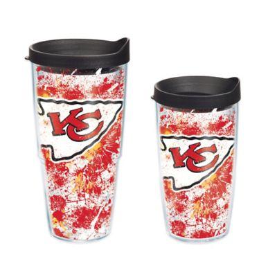 Tervis® NFL Kansas City Chiefs Splatter Wrap 16 oz. Tumbler with Lid