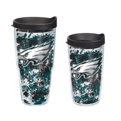 Tervis® NFL Philadelphia Eagles Splatter Wrap 16 oz. Tumbler with Lid