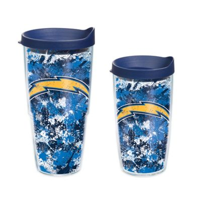 Tervis® NFL San Diego Chargers Splatter Wrap 16 oz. Tumbler with Lid
