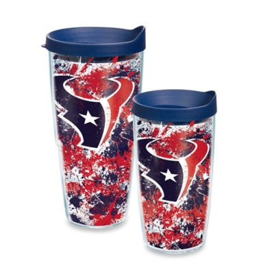 Tervis® NFL Houston Texans Splatter Wrap 16 oz. Tumbler with Lid