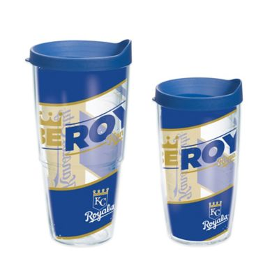 Tervis® MLB Kansas City Royals Be Royal Wrap 16 oz. Tumbler with Lid