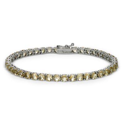 Citrine Line Bracelet
