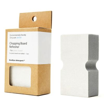 Goodbye Detergent Gentle Cutting Board Refresher Pad