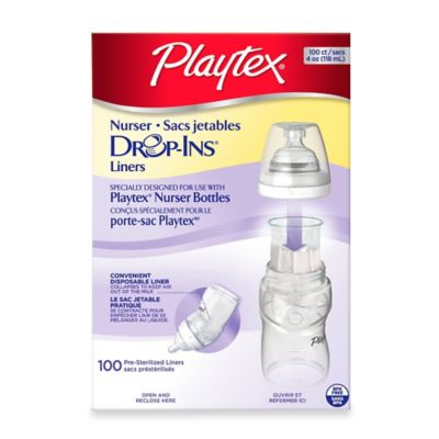 Playtex® 4-Ounce Disposable Bottle