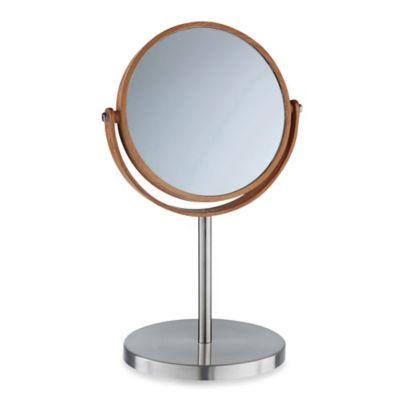 Taymor® 1x/5x Woody Vanity Mirror
