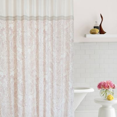 Vintage Stone Shower Curtain