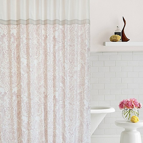 Vintage Stone Shower Curtain