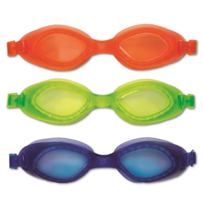 SwimWays Fish Face Tarpon Trainer Goggles (Set of 2)