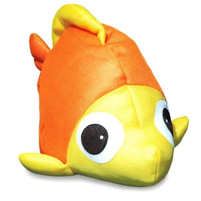 Pool Petz Floating Fish in Yellow/Orange