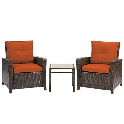 Terracotta Chair Set
