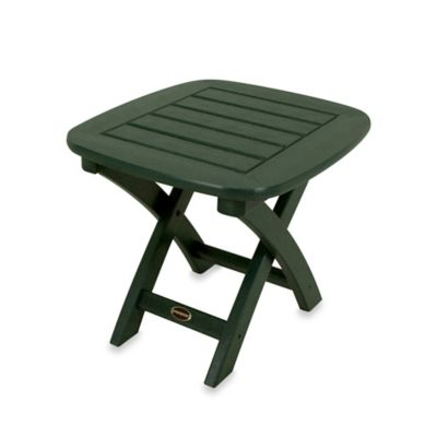 POLYWOOD® Nautical Table in Green