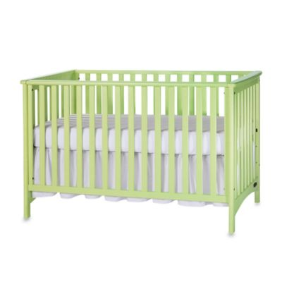 Child Craft™ London 3-in-1 Euro Style Convertible Crib in Lime